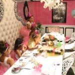 Royal Tea and Treatery Party Pix